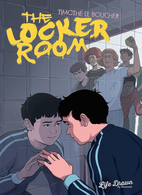 EXCLUSIVE: Sneak a peek in the THE LOCKER ROOM