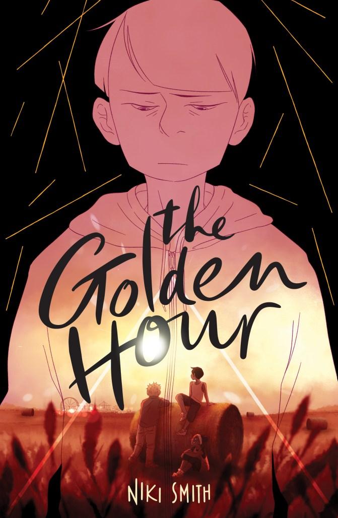 COVER REVEAL: Niki Smith's THE GOLDEN HOUR explores the trauma of gun violence