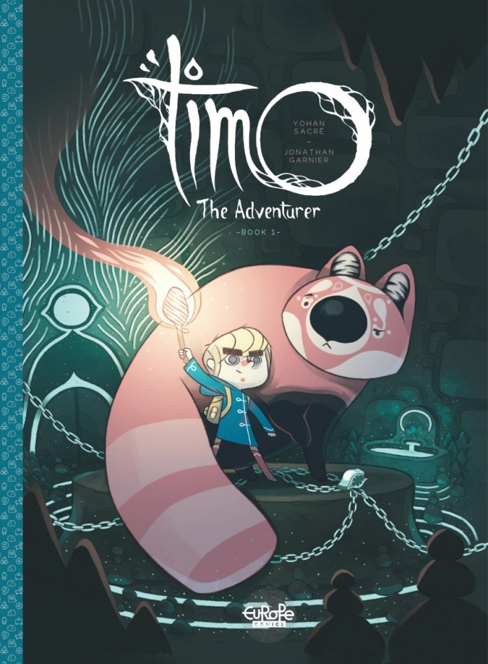 GRAPHIC NOVEL CLUB: The TIMO THE ADVENTURER crew discusses the self-taught nature of the Belgian comics scene