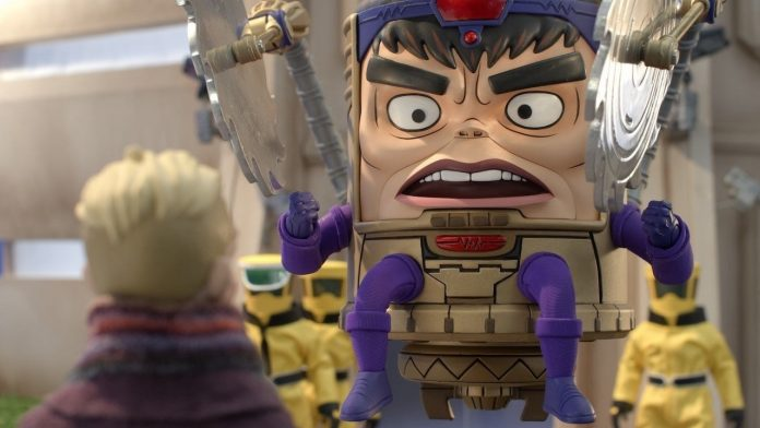 Marvel's M.O.D.O.K. animated series announces summer release date