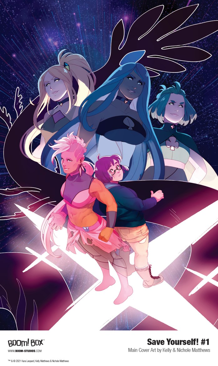 EXCLUSIVE: Uncover the truth about Magical Girls in SAVE YOURSELF!