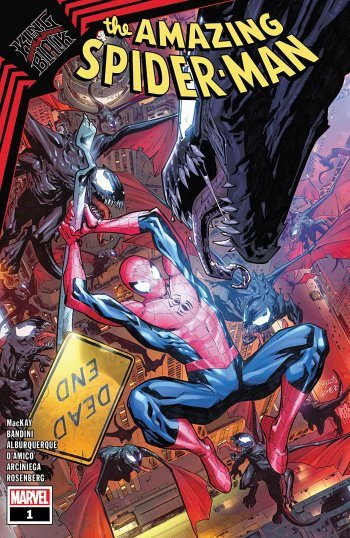 The Marvel Rundown: Spider-Man takes on the KING IN BLACK