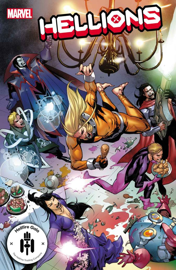 Hellfire Gala debuts new Krakoa team in Marvel's July X-Men solicits