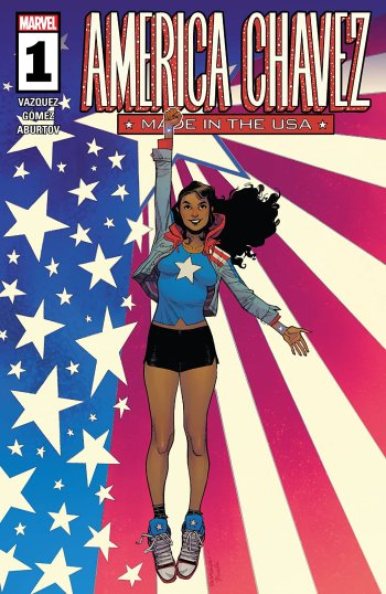The Marvel Rundown: AMERICA CHAVEZ: MADE IN THE USA #1 delivers a knockout punch