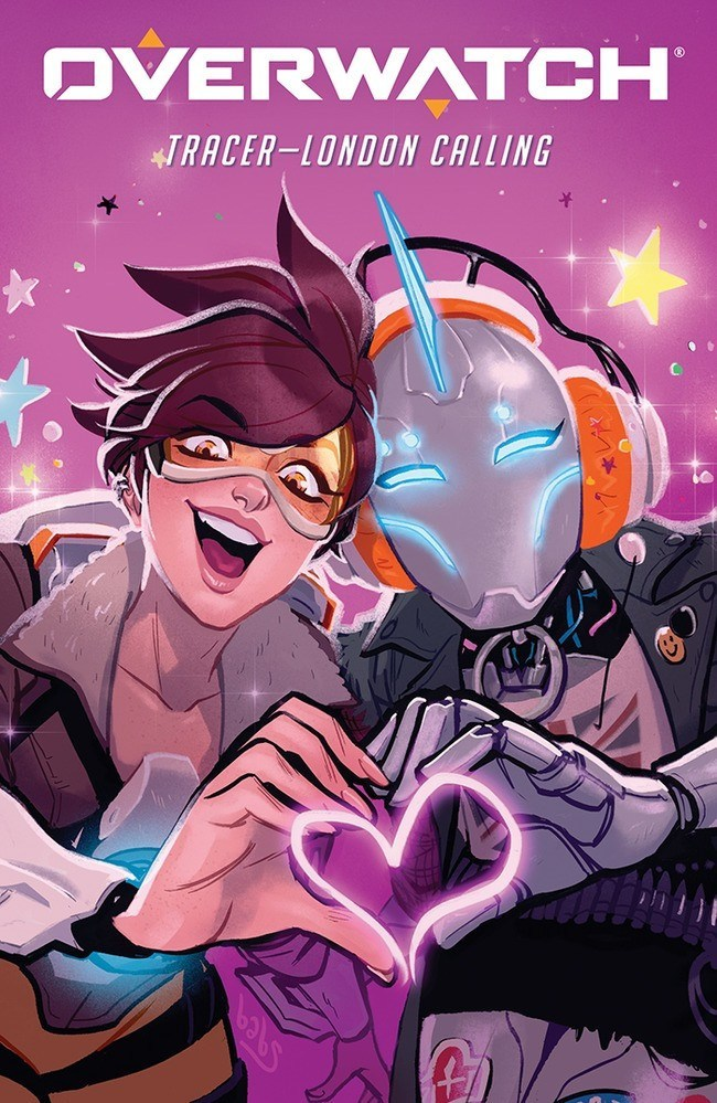 Dark Horse announces a pair of new OVERWATCH hardcovers