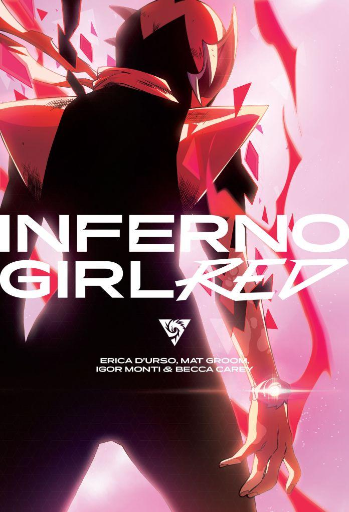 INTERVIEW: Mat Groom talks the new INFERNO GIRL RED Kickstarter