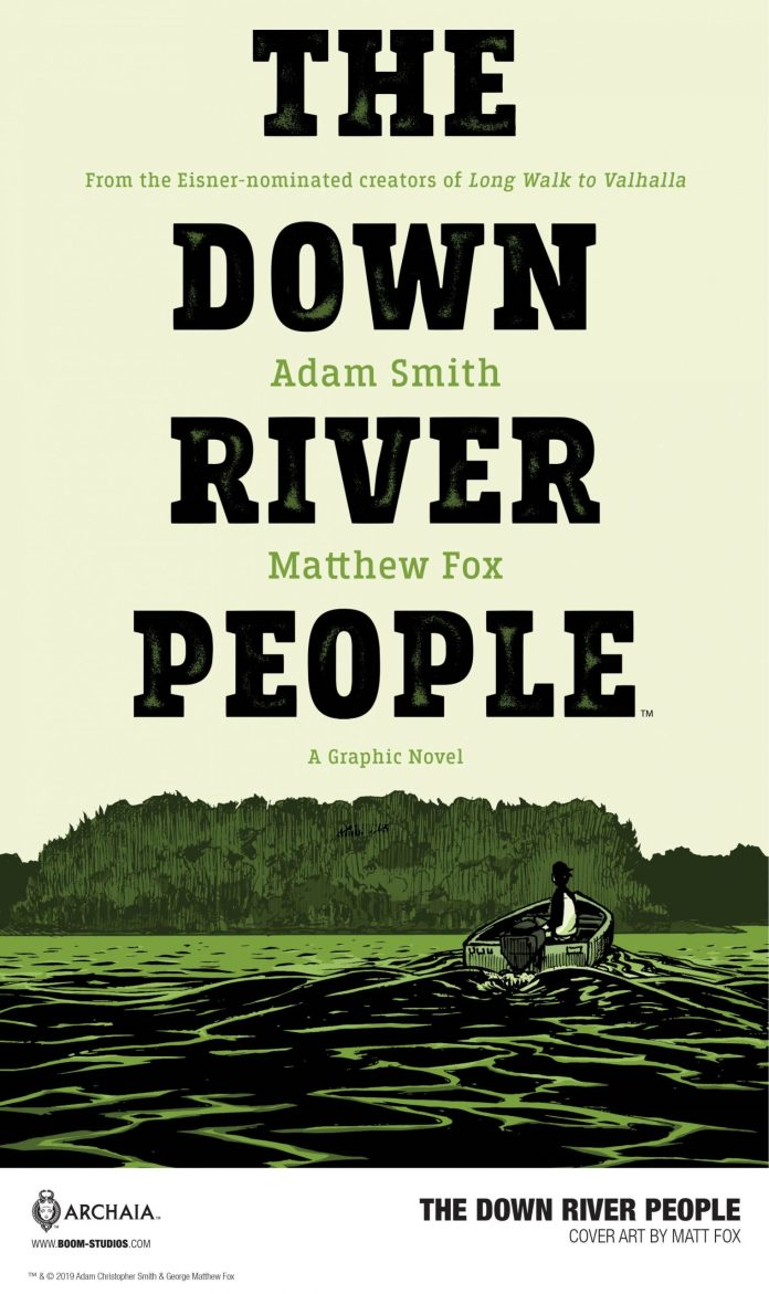 EXCLUSIVE: Bootlegging & secrets in THE DOWN RIVER PEOPLE