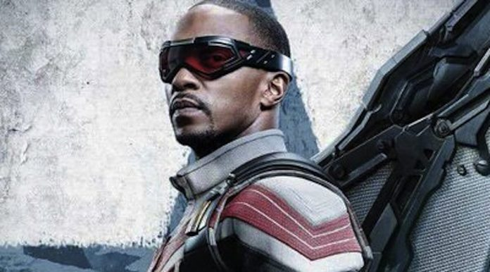 Brace yourselves: THE FALCON AND THE WINTER SOLDIER is coming