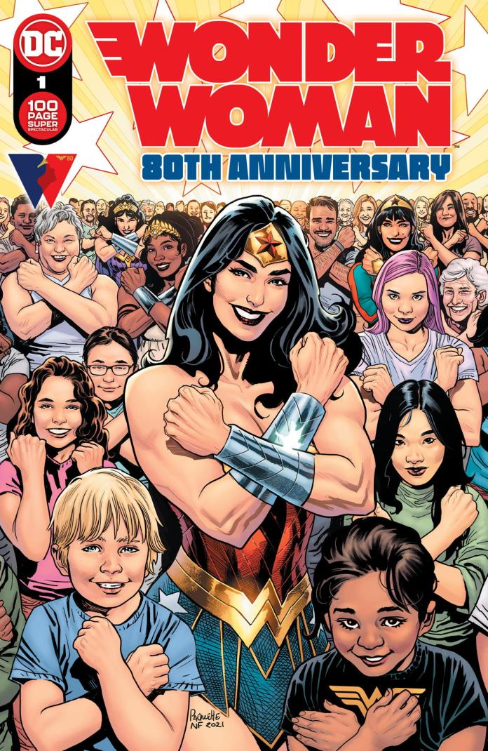"""DC launches massive """"Believe in Wonder"""" campaign for Wonder Woman 80th anniversary"""