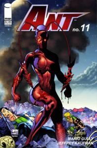 THE ANT returns with #12 and a new start at Image Comics