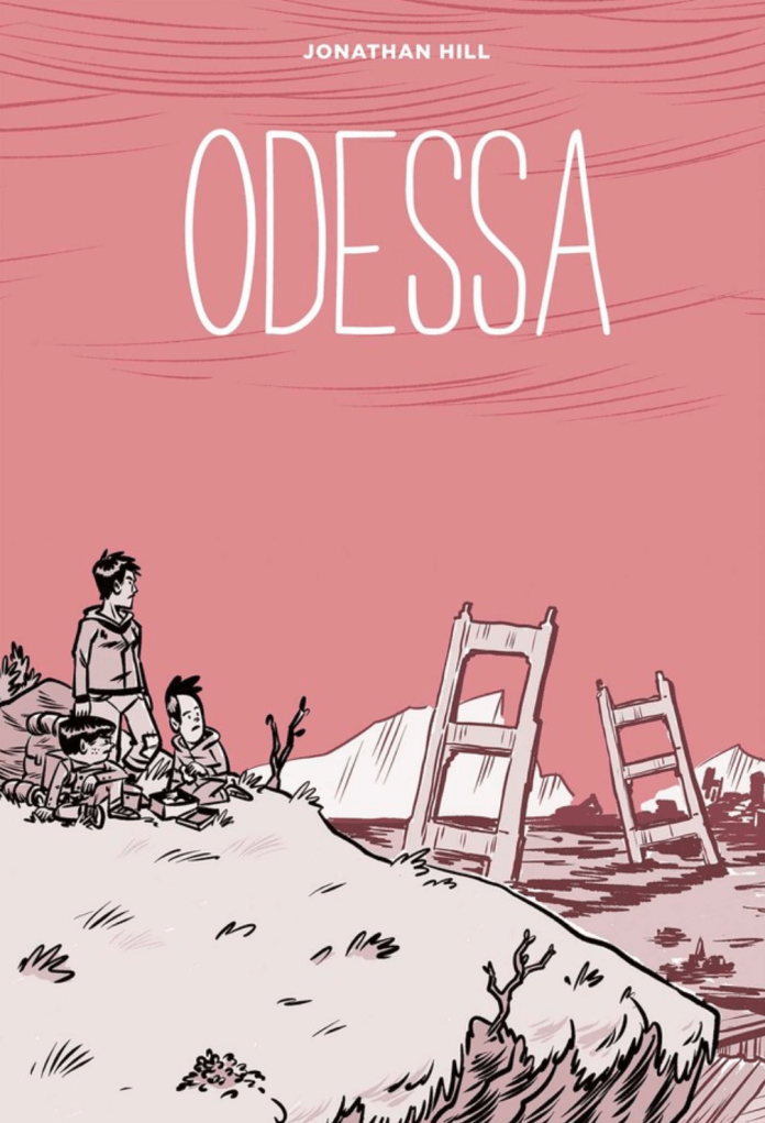 GRAPHIC NOVEL CLUB: Jonathan Hill on the intersection of need and creativity in ODESSA