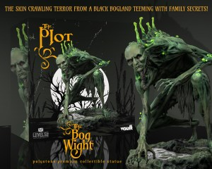 Vault & Level52 Studios team up for a Bog Wight statue from The Plot