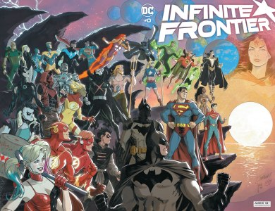 DC ROUND-UP: The INFINITE FRONTIER #0 Roundtable