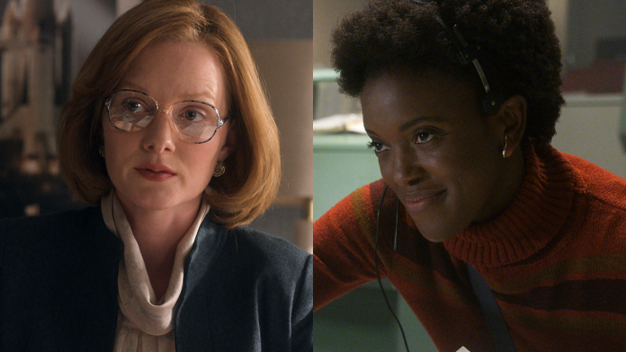INTERVIEW: Wrenn Schmidt & Krys Marshall talk character growth in FOR ALL MANKIND