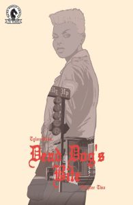 """EXCLUSIVE PREVIEW: Meet """"The Long Arm of the Law"""" in Tyler Boss's DEAD DOG'S BITE #2"""