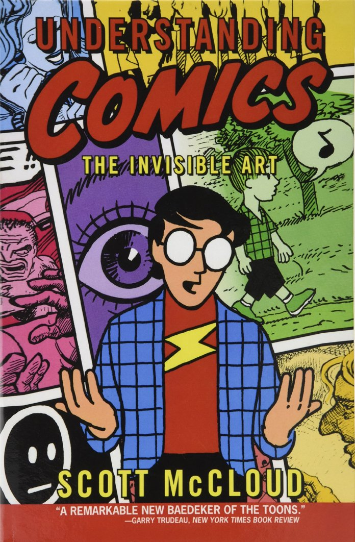 GRAPHIC NOVEL CLUB: Scott McCloud helps us understand comics once again