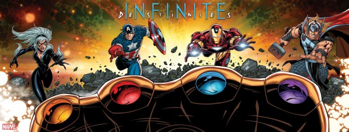 Marvel unveils creators, new schedule for INFINITE DESTINIES annuals