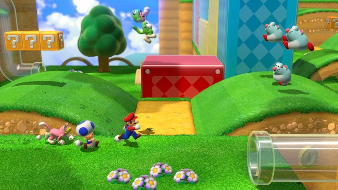 ANALYSIS: The many dimensions of Mario