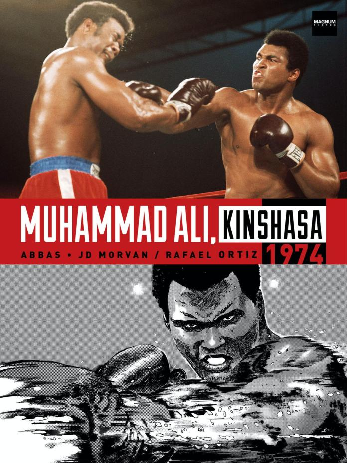 INTERVIEW: JD Morvan on Muhammad Ali: Kinshasa 1974 and the epic Rumble in the Jungle