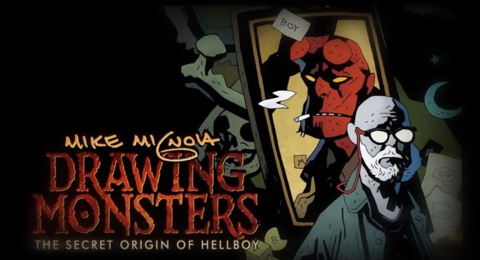 Mignola documentary has explosive first 24 hours on Kickstarter