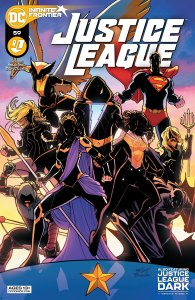 DC ROUND-UP: In JUSTICE LEAGUE #59, the Bendis era begins