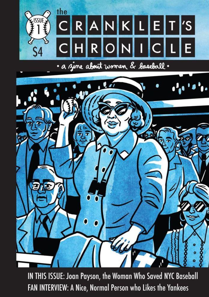 A Year of Free Comics: Ellen Lindner on Women in Baseball