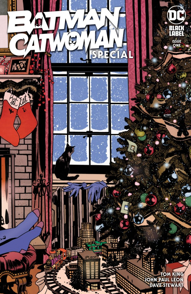 Trio of new Batman one-shots coming in July