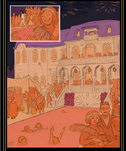 A Year of Free Comics: GREAT GATSBY: AMONG THE ASH HEAPS AND MILLIONAIRES