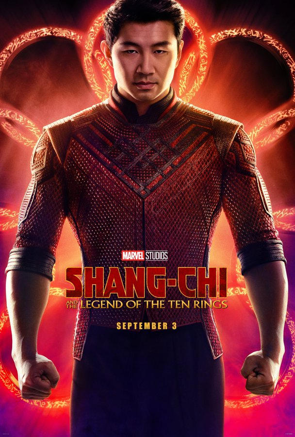 SHANG-CHI AND THE LEGEND OF THE TEN RINGS teaser!