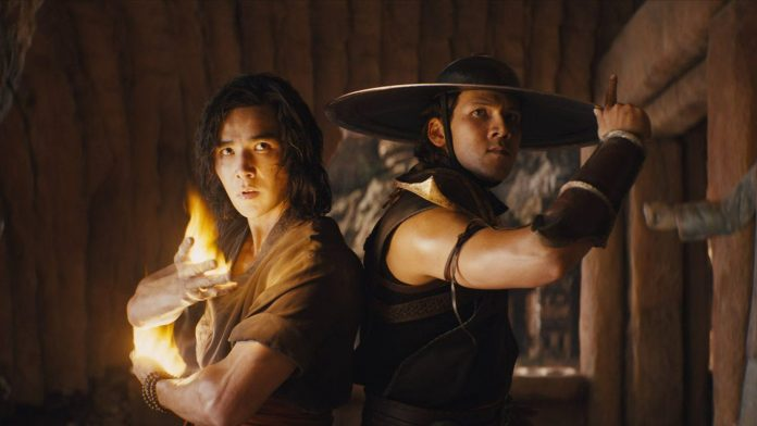 INTERVIEW: Ludi Lin and Max Huang on working with fellow MORTAL KOMBAT costars