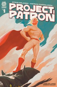 REVIEW: PROJECT: PATRON #1 presents a superhero whose parts are sold separately
