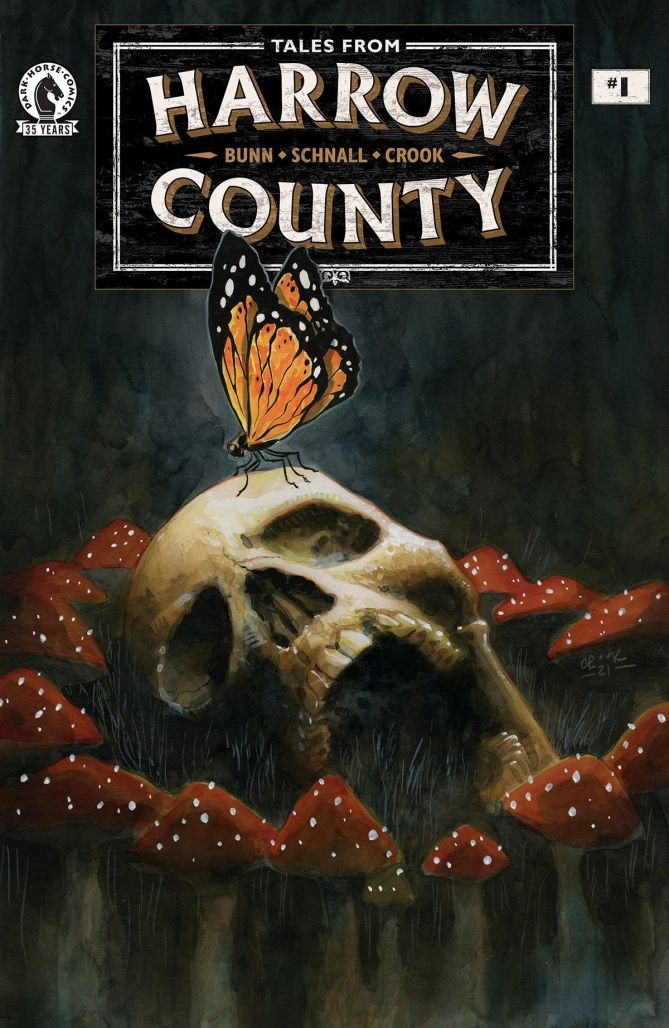 TALES FROM HARROW COUNTY returns with new arc from Bunn, Crook, & Schnall this summer