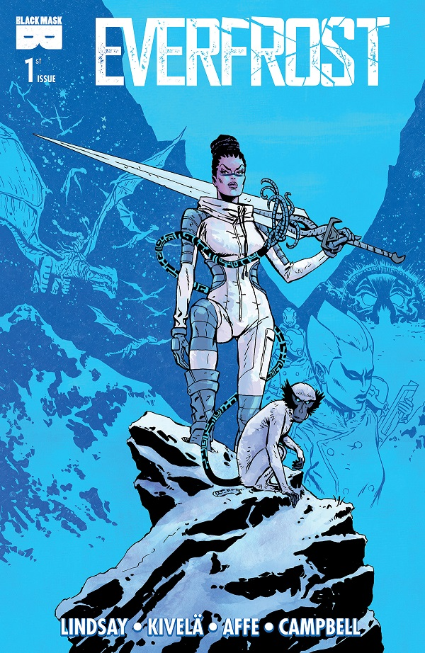 EXCLUSIVE PREVIEW: Trek into the arctic epic series EVERFROST this June
