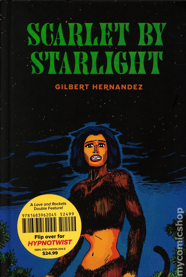 GRAPHIC NOVEL CLUB: Gilbert Hernandez talks borders and doing what you believe in