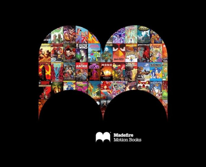 Madefire shuts down leaving several digital comics apps in limbo
