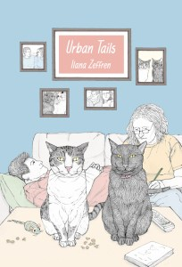 INTERVIEW: Ilana Zeffren on how her cats took over her daily comic strip URBAN TAILS