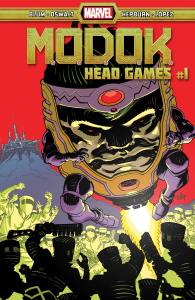 SERIES REVIEW: Just can't take it anymore? Consider M.O.D.O.K.: HEAD GAMES!