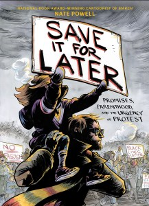 INTERVIEW: Nate Powell on SAVE IT FOR LATER