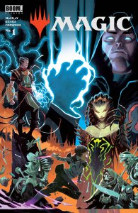 REVIEW: MAGIC #1 drops you in a vast universe and doesn't look back