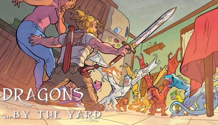 Comics Crowdfunding Round-Up: YULE, URBAN TAILS and 3 more campaigns we love
