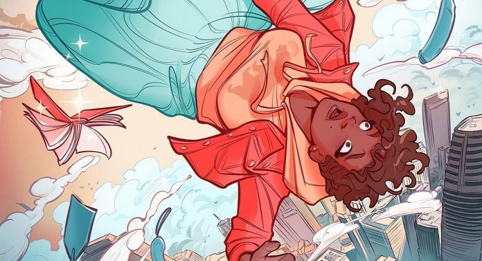 PREVIEW: Black Mask's ALICE IN LEATHERLAND offers a modern romance from a real-life creative couple