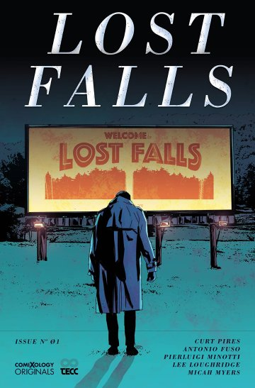 ComiXology Originals delivers more Curt Pires with YOUTH SEASON TWO, MEMORIA, and LOST FALLS