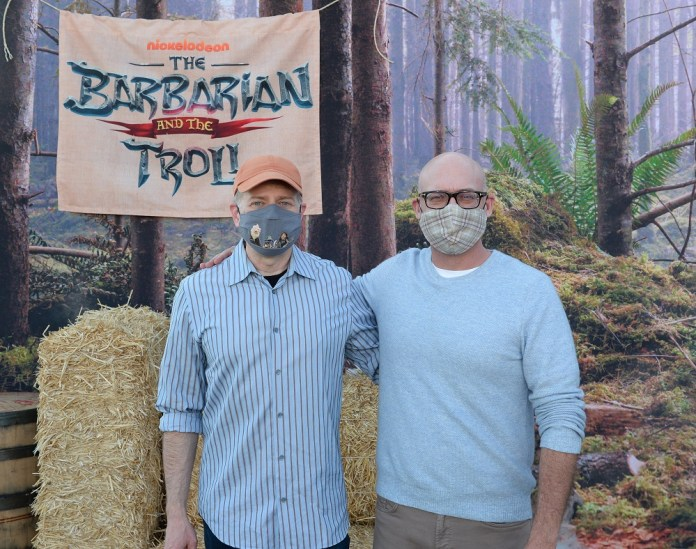 REVIEW: Nickelodeon puppet comedy THE BARBARIAN AND THE TROLL guaranteed to entertain kids and adults