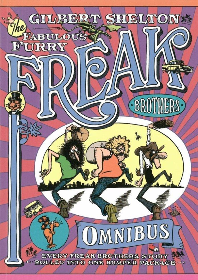 THE FABULOUS FURRY FREAK BROTHERS cartoon adds La La Anthony & Andrea Savage