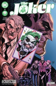 DC ROUND-UP: I know…but THE JOKER #2 is very good