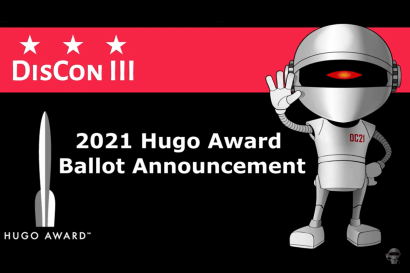 The HUGO AWARDS 2021 finalists have been announced!