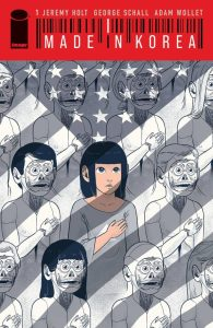 INTERVIEW + PROCESS: Brave new world – JEREMY HOLT & GEORGE SCHALL on MADE IN KOREA