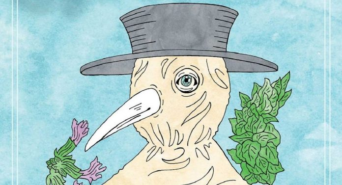 Small Press Spotlight: Look out for THE PLAGUE AND DOCTOR CAIM from Cast Iron Books