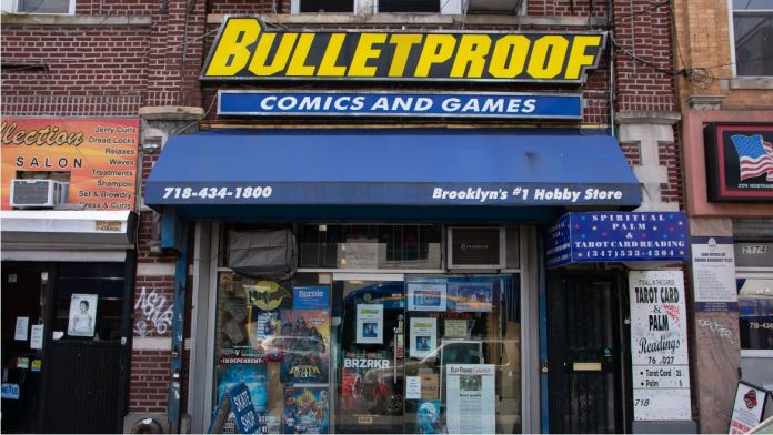 INTERVIEW: Bulletproof Comics owner Hank Kwon on how he kept his store alive during lockdown