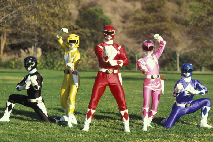 SILBER LININGS: How the POWER RANGERS theme song taught me to rock